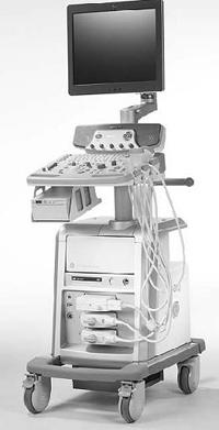 まきたクリニック 超音波診断装置説明